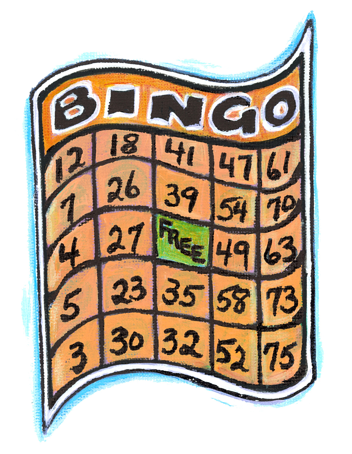 Bingo bingo card high res clean solutioingenieria Image collections